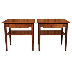 Svend Langkilde Rosewood Side Tables