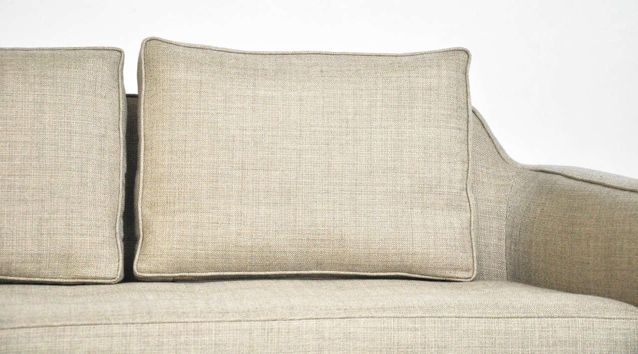 Dunbar Curved Back Sofa by Edward Wormley 5