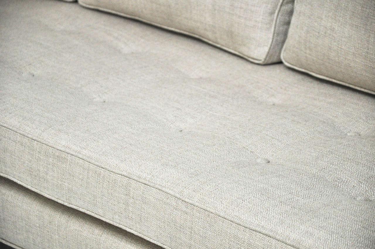 Dunbar Curved Back Sofa by Edward Wormley 7