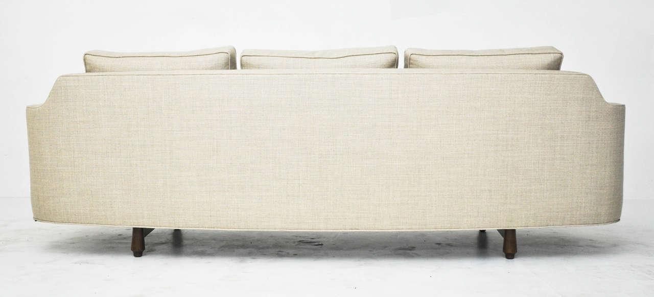 Dunbar Curved Back Sofa by Edward Wormley 9