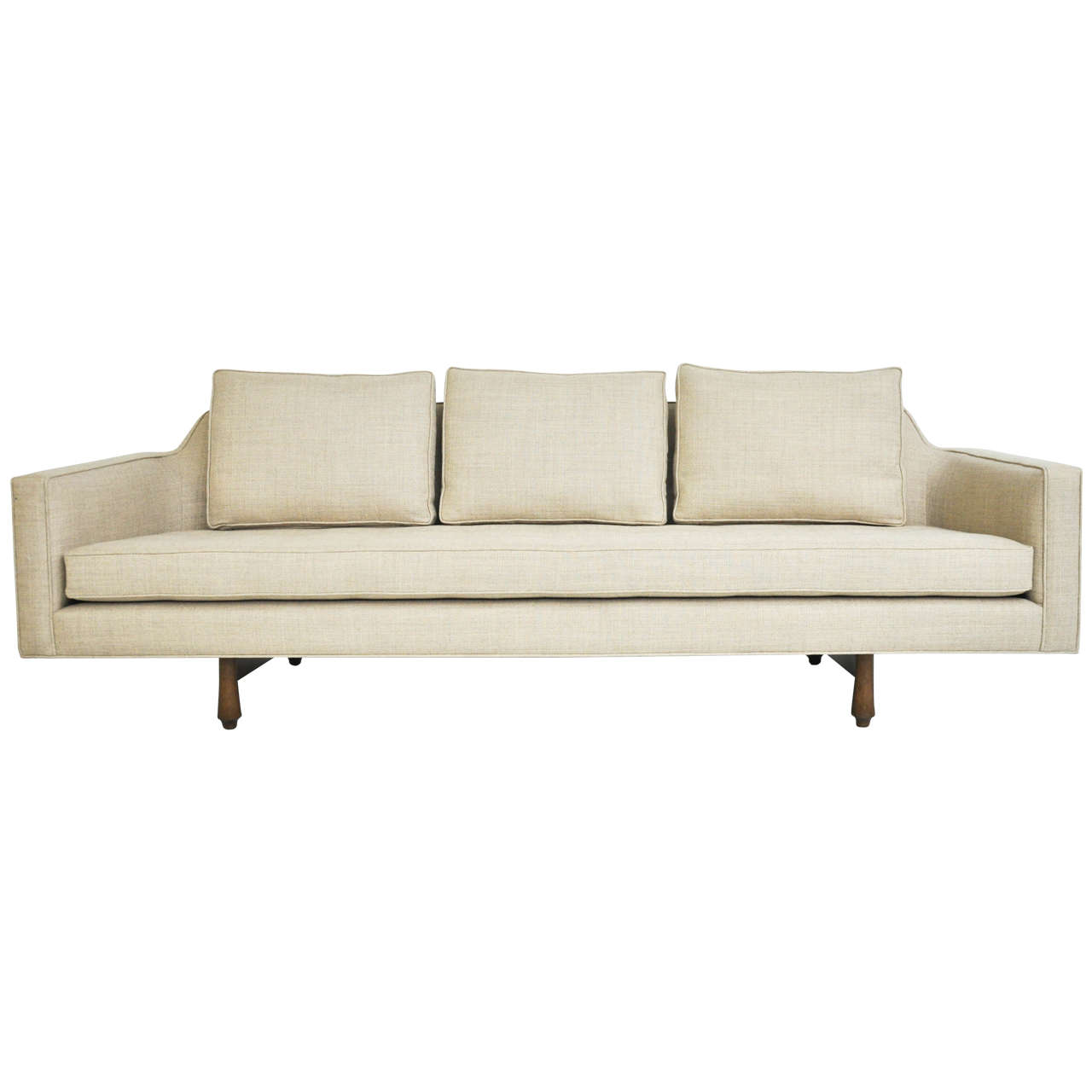 Dunbar Curved Back Sofa by Edward Wormley