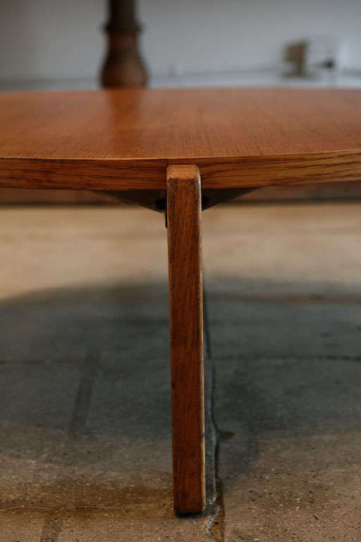 Jean prouve coffee table ateliers jean prouve 1949 at 1stdibs - Table basse jean prouve ...