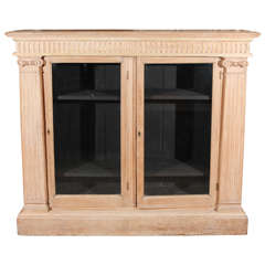Oak Bookcase, circa 1900