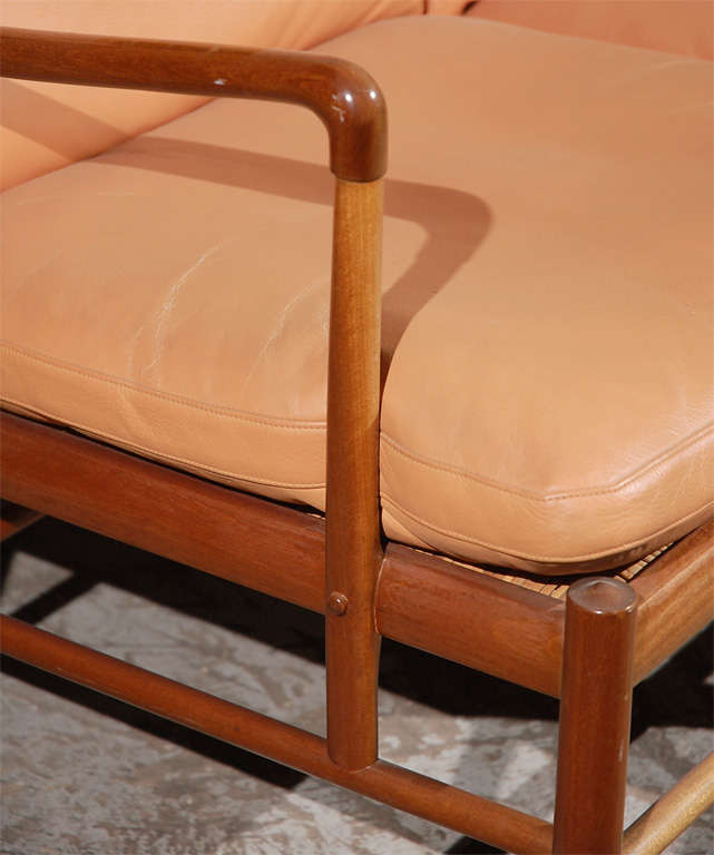 Ole Wanscher Two-Seat Settee For Sale 2