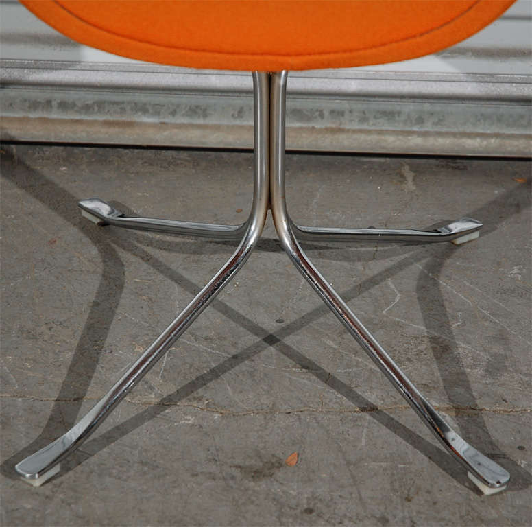 Pair of Ion Chairs For Sale 1
