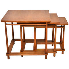 T.H. Robsjohn Gibbings Nesting Tables
