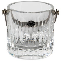 Cut Lead Crystal Ice Bucket by Saint Louis France