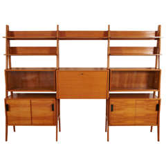 Bookcase model 150 by André Simard - Meubles T.V. Edition - 1953