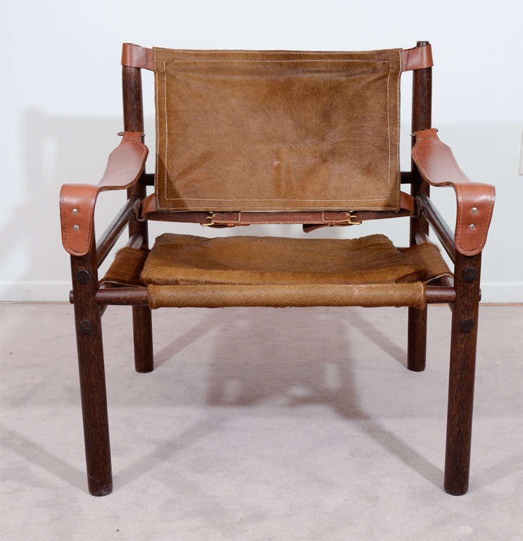 20th Century Mid Century Sirocco Armchair by Arne Norell For Sale
