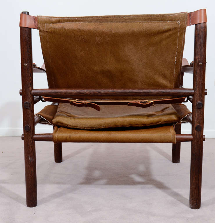 Mid Century Sirocco Armchair by Arne Norell For Sale 3