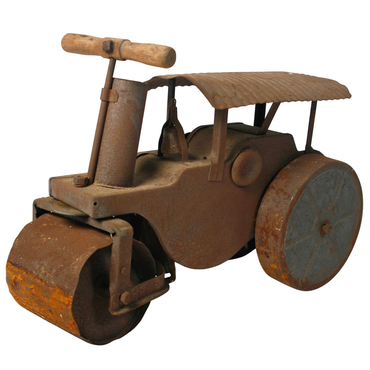 1930's Steamroller Toy at 1stdibs