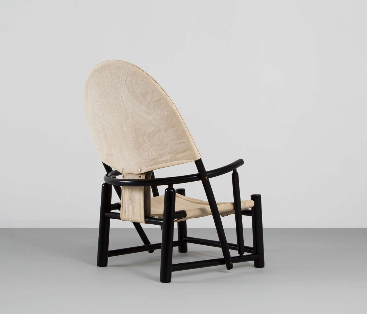 Quot Hoop Quot Lounge Chair By Piero Palange And Werther Toffoloni