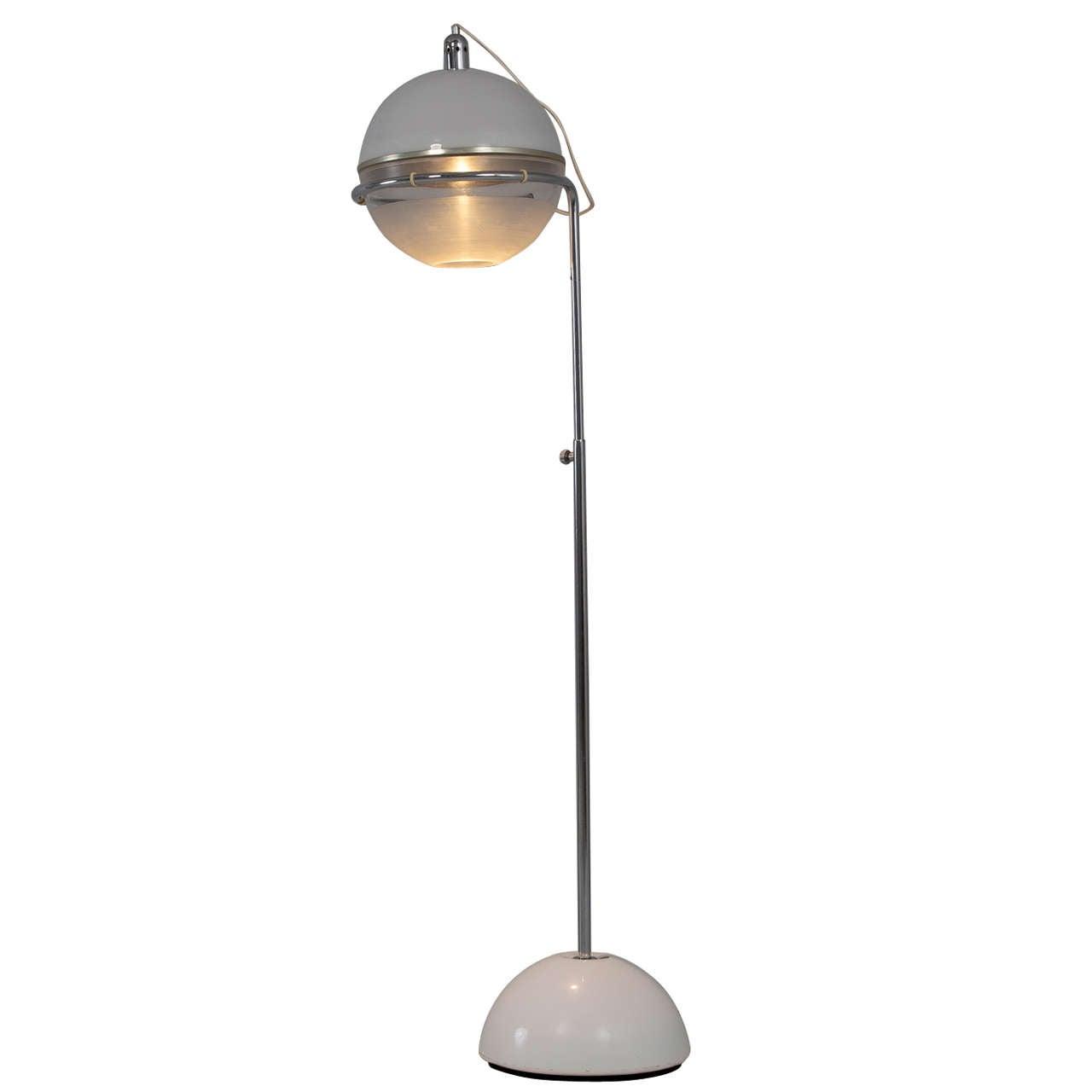 Focus Floor Lamp By Fabio Lenci For Guzzini For Sale At