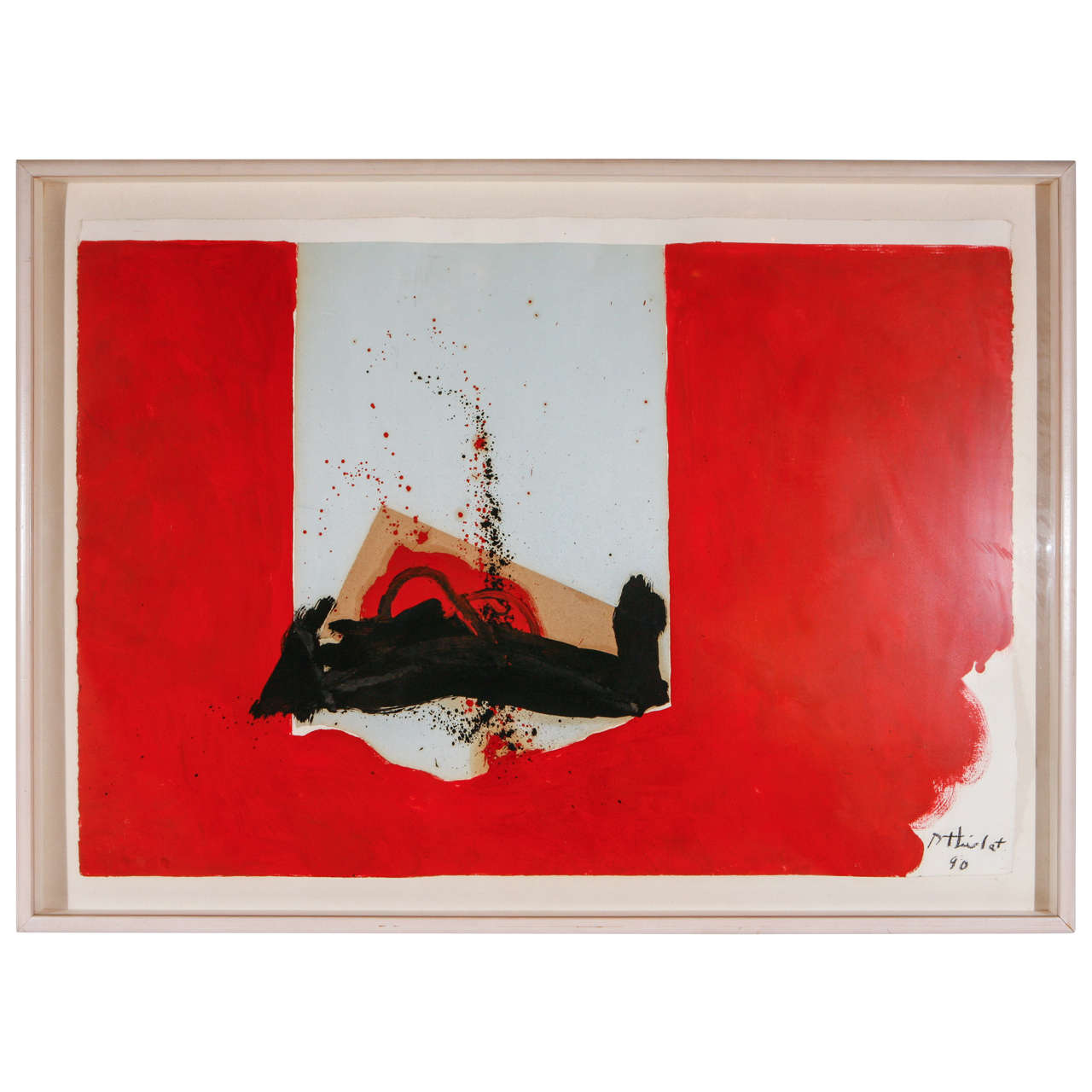 Original 20th century abstract painting for sale at 1stdibs for Original abstract paintings for sale