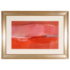 Original, Abstract Watercolor Painting