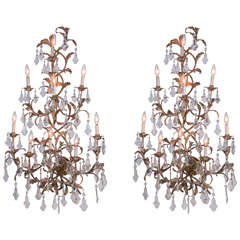 Wall Chandeliers or Sconces