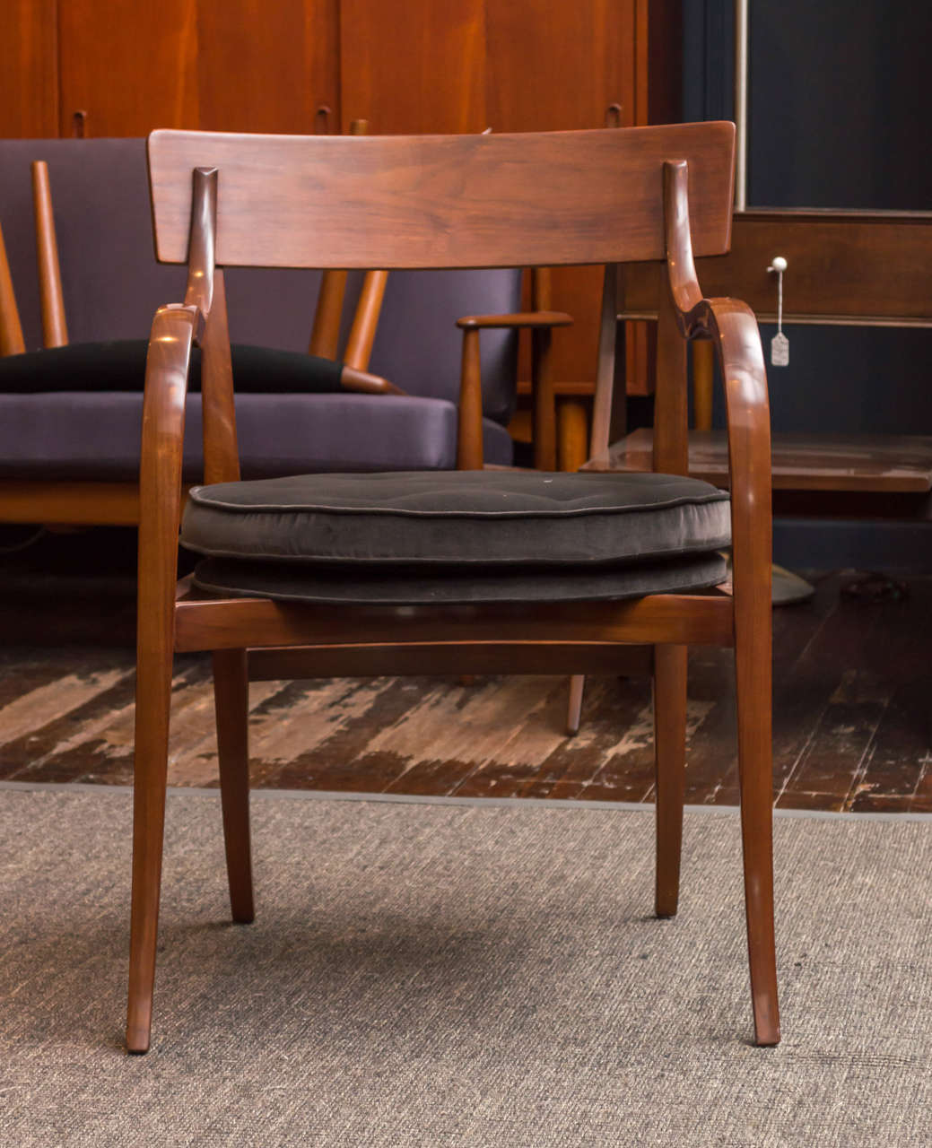 Alexandria Chair by Edward Wormley for Dunbar Furniture Co. 2
