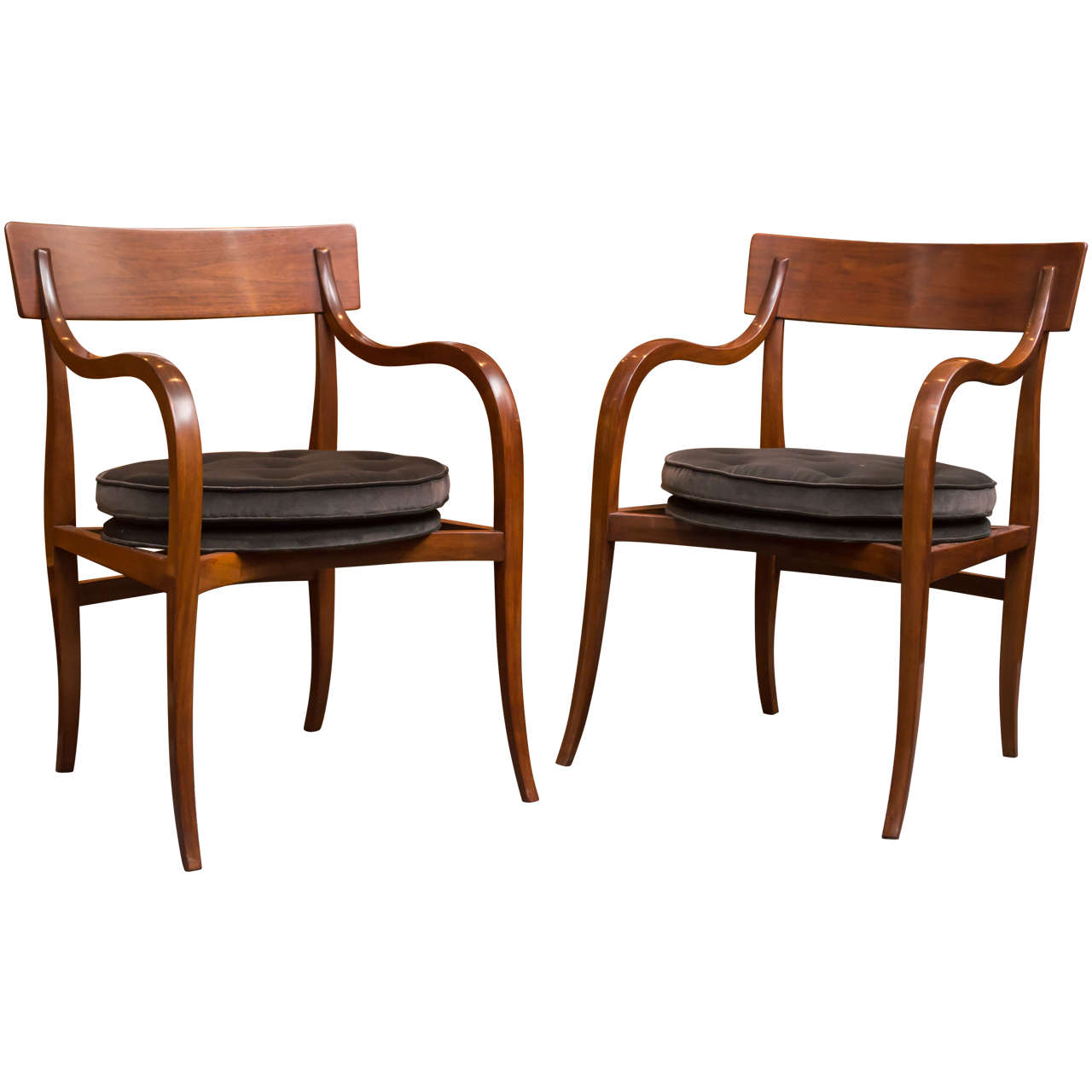Alexandria Chair by Edward Wormley for Dunbar Furniture Co. 1