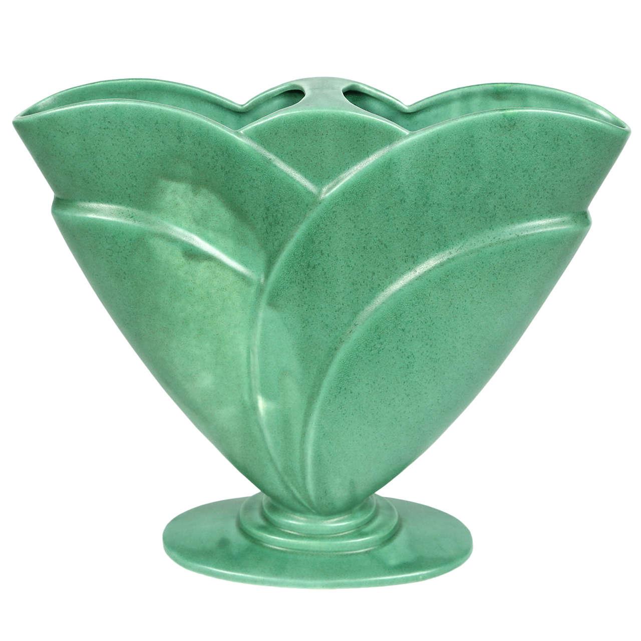 Royal haeger fan vase at 1stdibs royal haeger fan vase for sale reviewsmspy