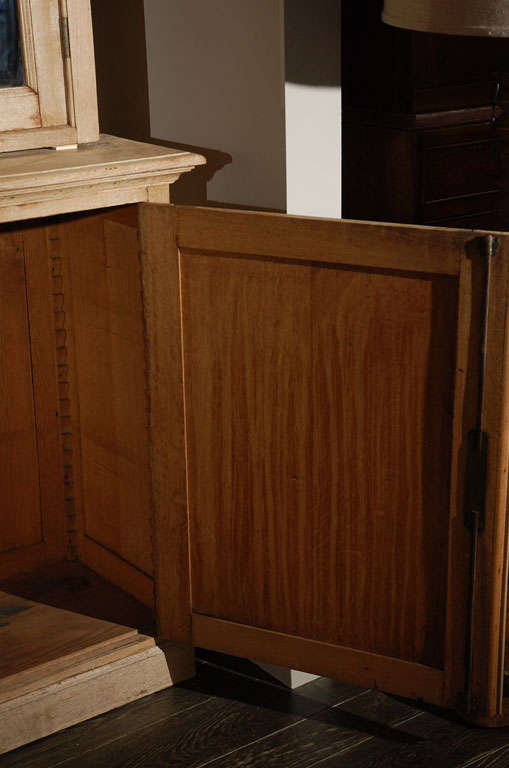 A Pair Of French Bookcases With Glass Doors Circa 1860 At