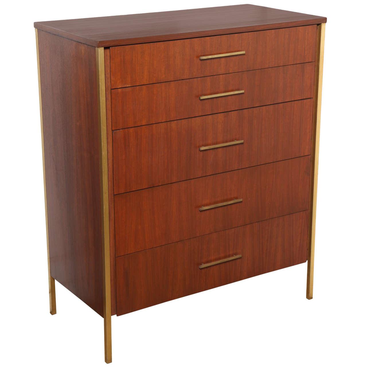 Teak Dresser By Ramseur Furniture Company At 1stdibs