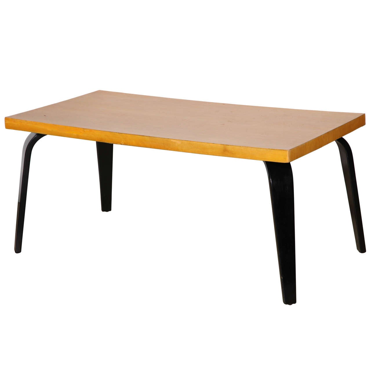 Thonet coffee table at 1stdibs for Table thonet