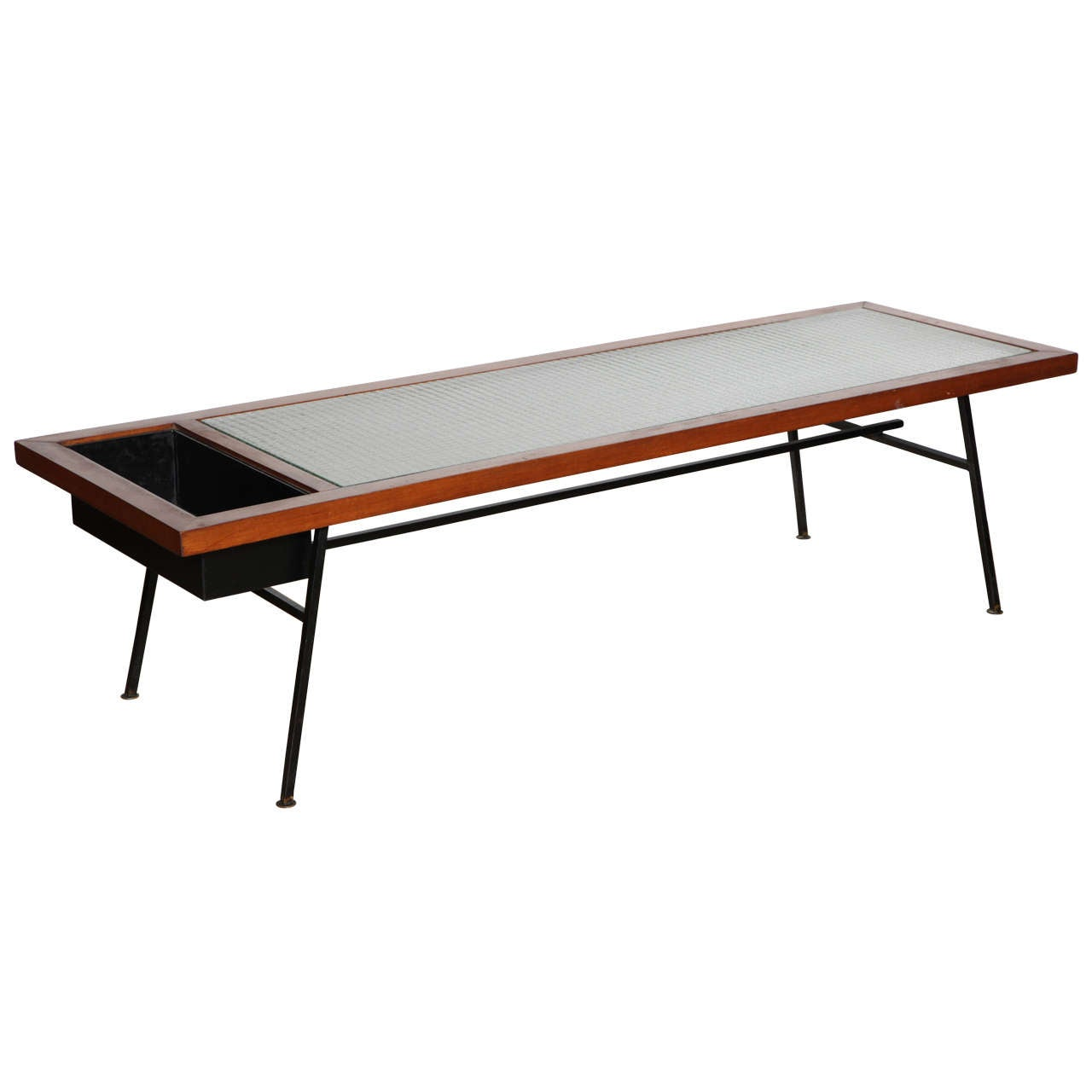 Early Cal Vista California Modern Planter Coffee Table At 1stdibs # Muebles California