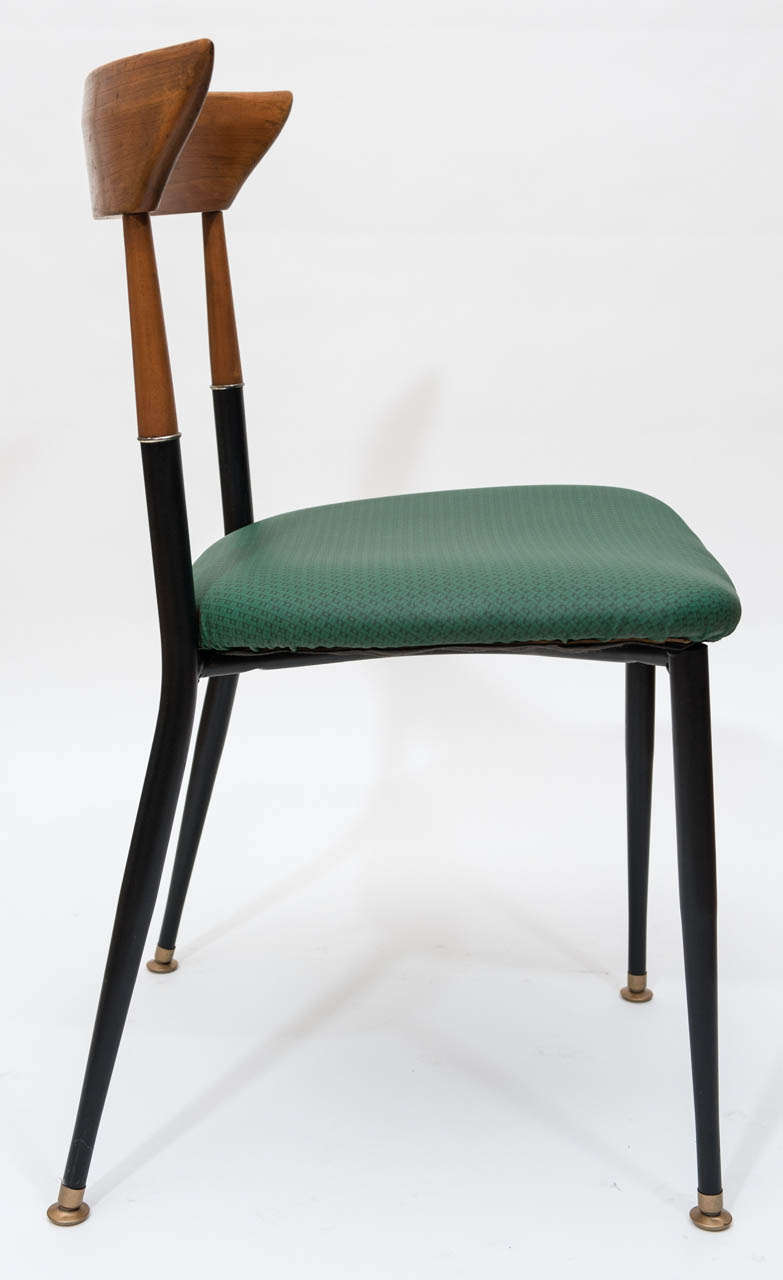 Mid century modern dining chairs at 1stdibs for Modern dining chairs toronto