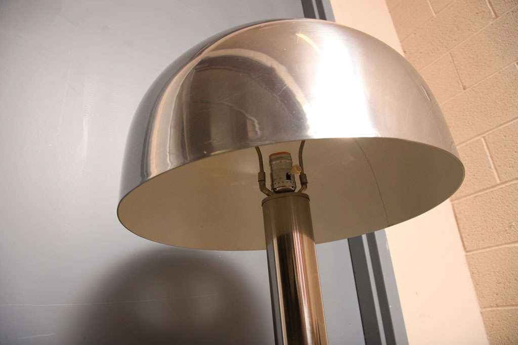 Chrome Table Lamps by Laurel 2