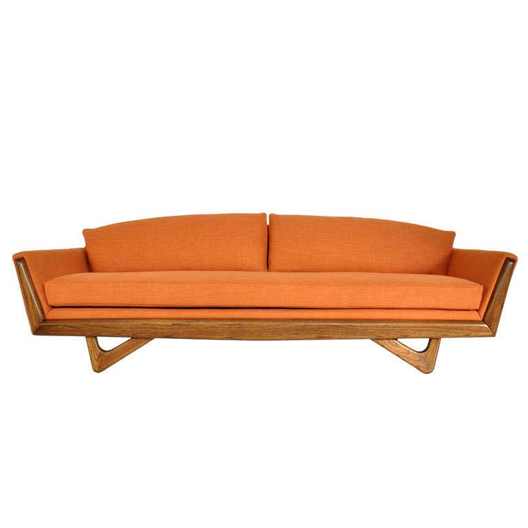 Adrian Pearsall Boomerang Sofa at 1stdibs