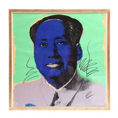 "Andy Warhol ""MAO"""