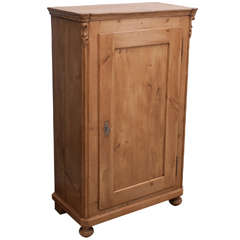 Small and Charming Pine Cupboard
