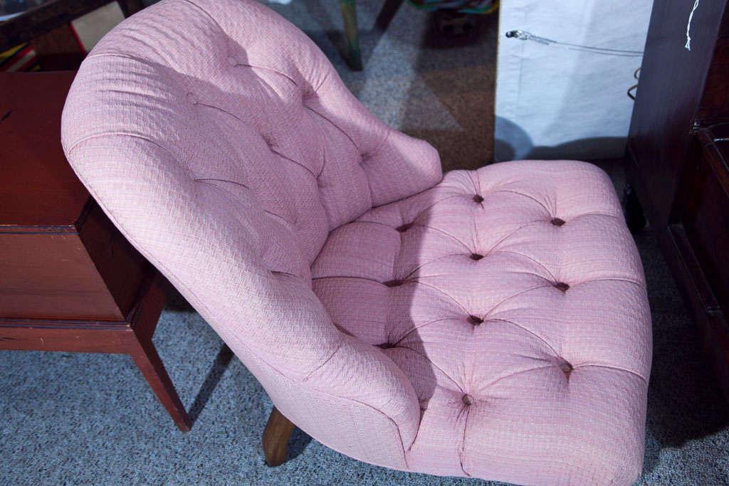 Victorian Walnut Slipper Chair-Edward Ferrell LTD image 7