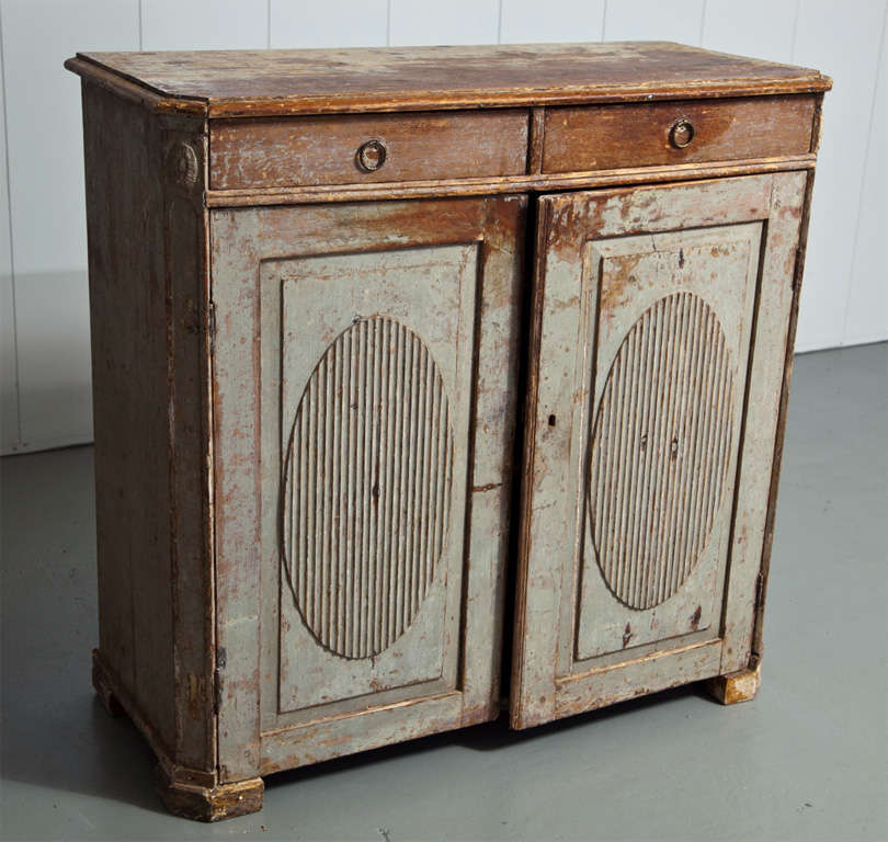 Swedish Gorgeous Gustavian Late 18th Century Sideboard For Sale