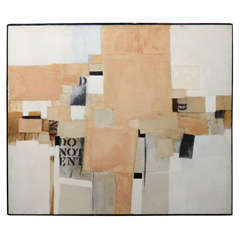 Giant Mixed Media Collage