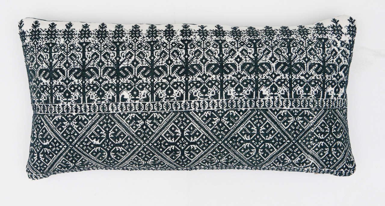 Cotton Moroccan Fez Embroidery Pillows