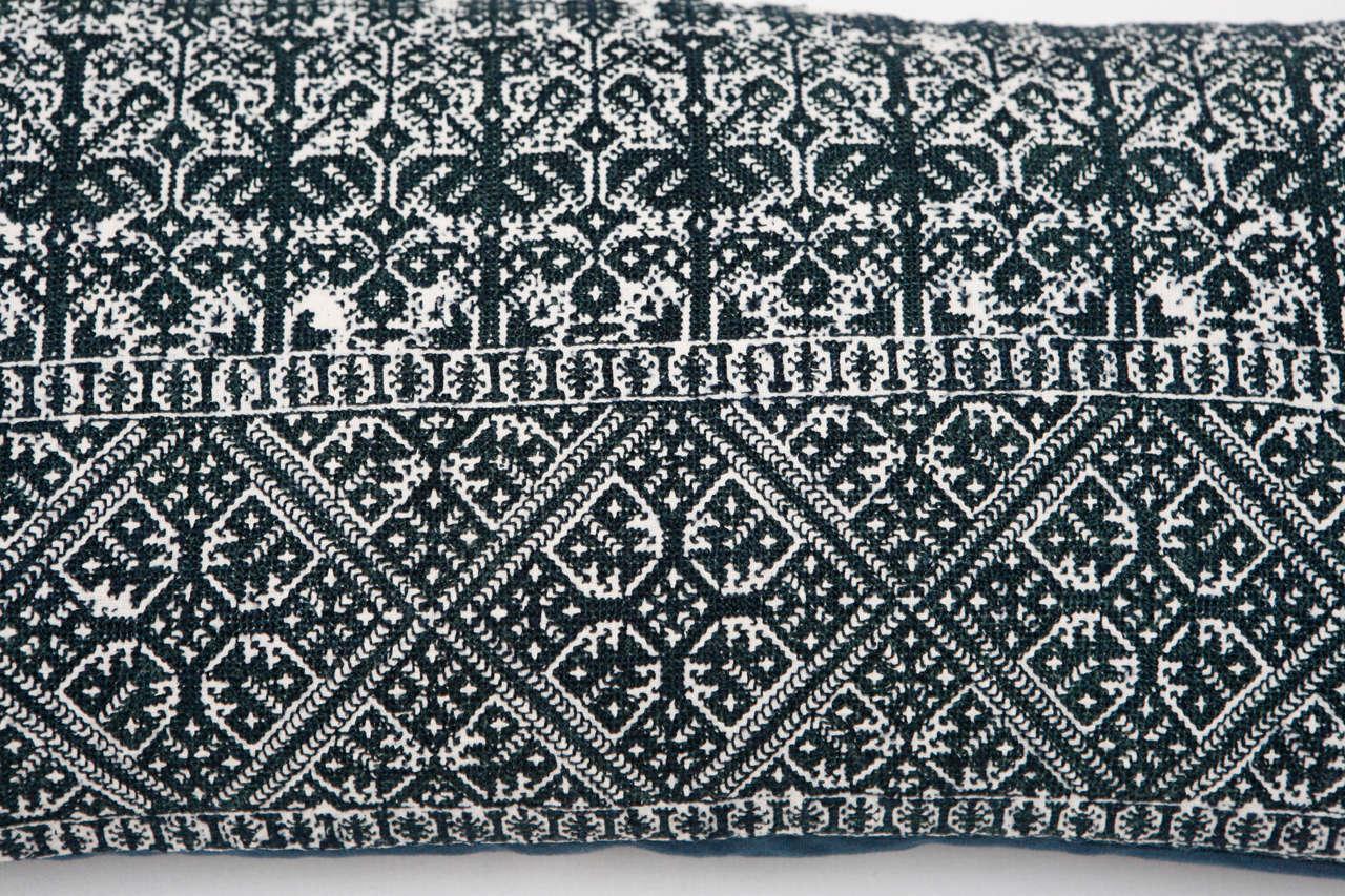 Moroccan Fez Embroidery Pillows 1