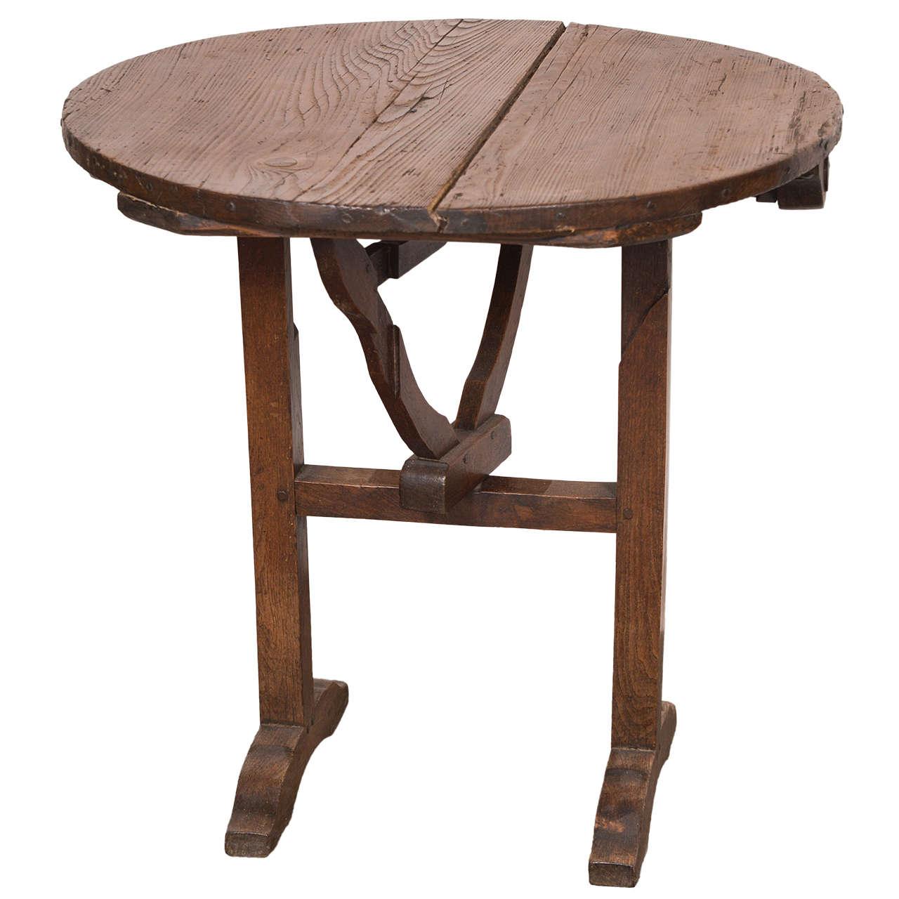 petite table vigneron at 1stdibs