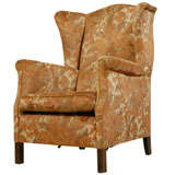 English Wingback Armchair