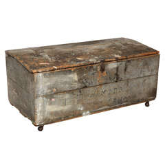 19th c. Railway Engineers Trunk