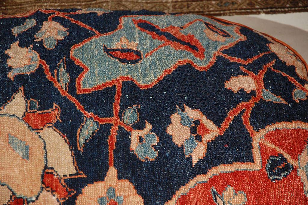 Persian Rug Floor Cushion at 1stdibs
