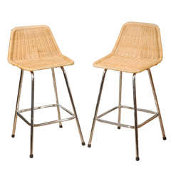 Perriand Style Stools