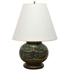 Arts & Crafts Mosaic Table Lamp