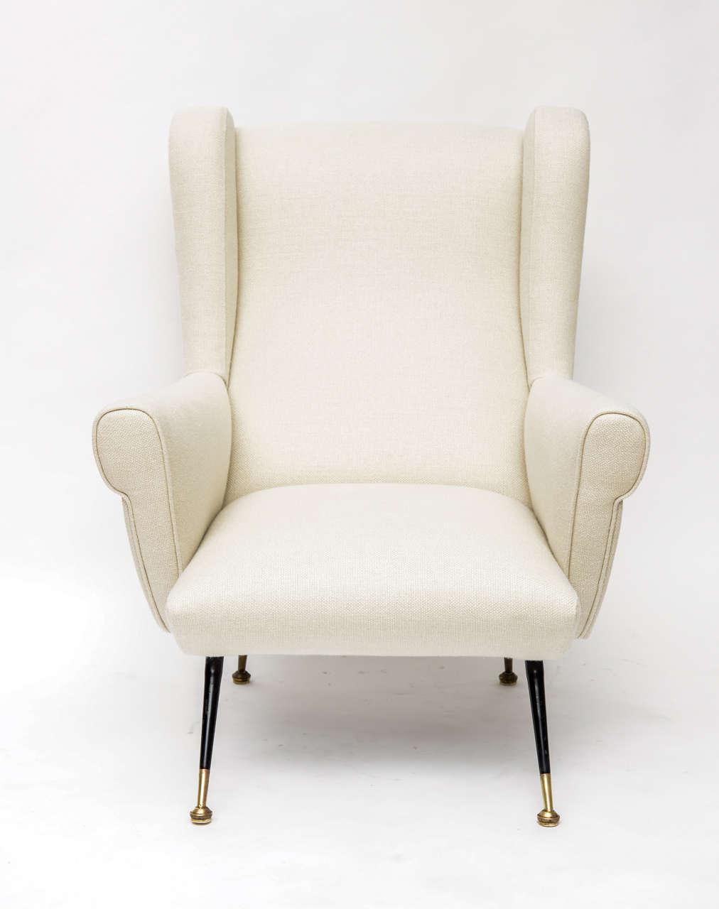 Mid-Century Italian Lounge Chair 3