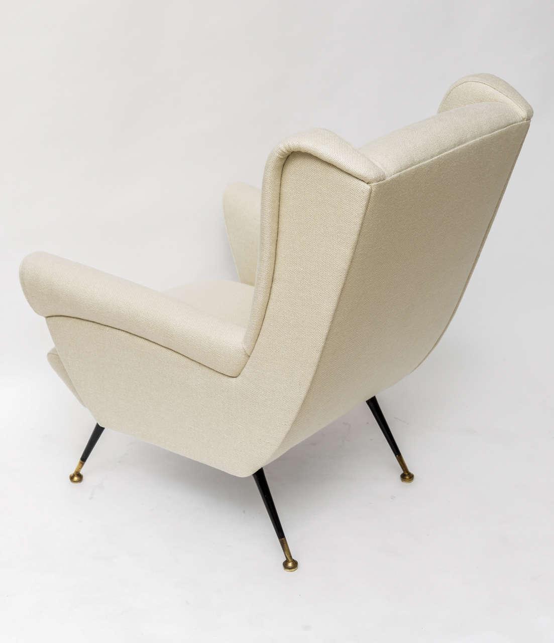 Mid-Century Italian Lounge Chair 6