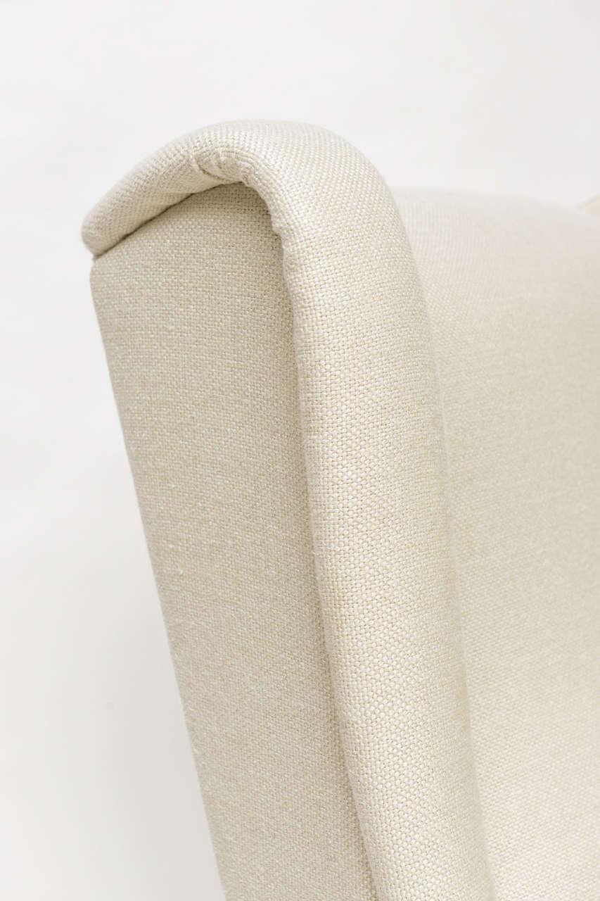 Mid-Century Italian Lounge Chair 9