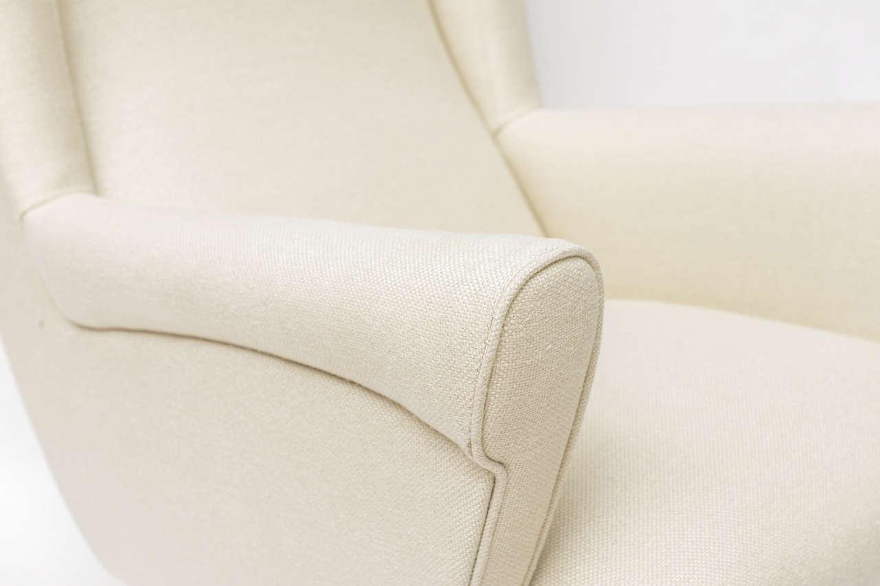 Mid-Century Italian Lounge Chair 10