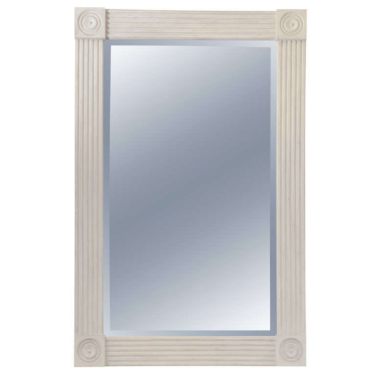 Fluted Column Mirror For Sale