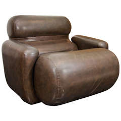 Injected Foam Lounge Chair