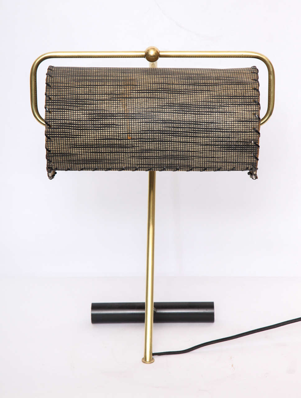 Mid-20th Century 1950s Modernist Table Lamp For Sale